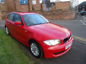 2007 BMW 116I ES TOP CONDITION CAR ONLY 31K MILEAGE ONE FROMER COME WITH 12 M MOT AND 3 M WARRANTY