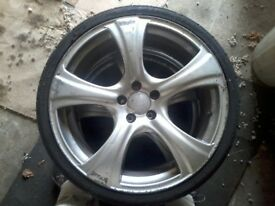 Ali wheels & tyres