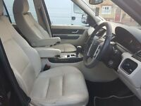 2005 RANGE ROVER SPORT OVERFINCH SUPERCHARGED 4.2 V8..
