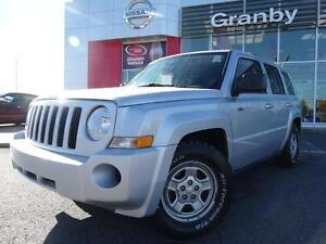 2010 Jeep Patriot North SPORT/AWD/AUTOMATIQUE