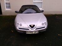1998 Alfa Romeo Spider 2.0TS 16v