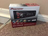 Pioneer Digital Radio Car Stereo