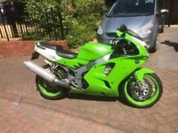 Kawasaki ninja zx600-f3 motorbike/motorcycle