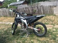 Crf450 £1500 takes it or swapz for r6 etc