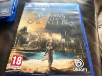 New PS4 game latest new assassins creed origins bargain £29