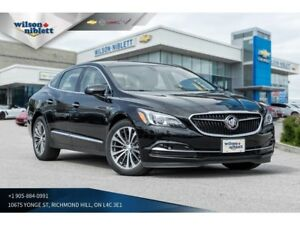 2018 Buick LaCrosse Preferred REMOTE START | BACK-UP CAMERA