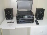 Steepletone SMC922 Music System