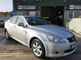 Lexus Is220d se 2009 59 plate new mot, serviced and 3 months warranty