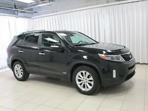2015 Kia Sorento EX V6 GDI AWD SUV. TEST-DRIVE TODAY !! w/ HEATE