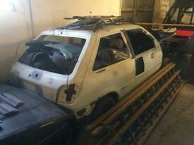 Breaking Mk3 Fiesta 1.6s Xr2i base models