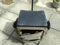 Fishing box/trolley