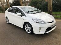 2012(62) TOYOTA PRIUS 1.8 VVTI (ONE PREVIOUS OWNER)UK MODEL T SPIRIT FREE ROAD TAX CAN PCO LOW MILES