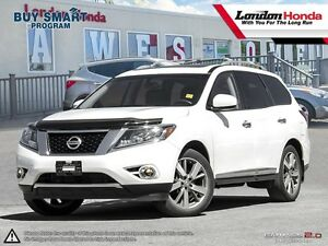 2014 Nissan Pathfinder *ALL WHEEL DRIVE* Call today for a tes...
