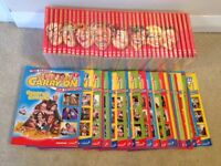 Complete Classic Carry On Film Collection 34 DVD Set Plus 34 Books - Boxset