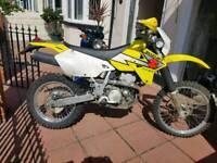 DRZ400e 2006 for sale!