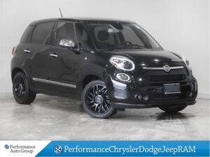 2014 Fiat 500L Lounge * Navigation * Pano Roof