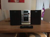 Philips Hifi CD tape player