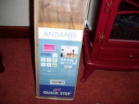 QUICK STEP ANDANTE LAMINATE WOOD FLOORING