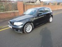 BMW 116I ES NEW SHAPE MOTD 1 YEAR LOVELY CONDITION