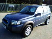 2005 05 freelander td4 (bmw engine) lovely jeep