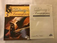 Debussy's Treasures for Violin and Piano - Includes Clair De Lune (Sheet Music Books)