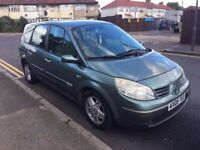 Renault GRAND Scenic Automatic | 7 seater | GREAT FAMILY CAR | MOT: 28/06/2018