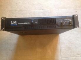 QSC RMX-850 Stereo Power Amplifier Rack 2U