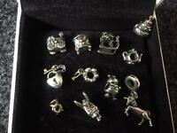 CND GENUINE pandora charms