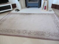 """NOURISON RUG 3'6"""" x 5'6"""" TRADITIONAL STYLE"""