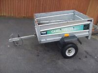 TRAILER CAMEL SWTT71 tows exellent galv aswell £150 no offers