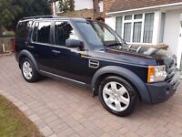 2008 Land Rover Discovery 3 2.7TD V6 HSE
