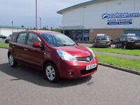 Nissan Note Sale Now On Was £ 5695 Now Only £4970
