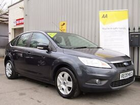 Ford Focus 1.6 Style 5dr, Full Ford History 9 Stamps