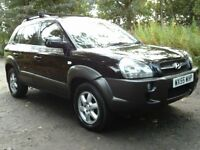 HYUNDAI TUCSON DIESEL 4X4 GREAT LOOKING AND DRIVING