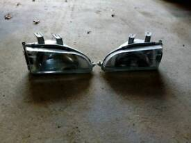 Honda civic eg6 vti genuine headlights
