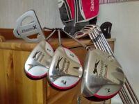 Slazenger golf club
