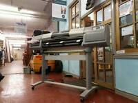 Hp designjet 5000ps large format printer spares or repair