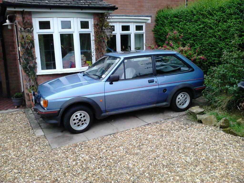 Fiesta Xr2 For Sale 1986 Mk2 C Reg In Shropshire Gumtree