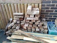 FREE cement blocks approx 75