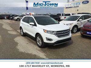 2016 Ford Edge SEL AWD LUXURY
