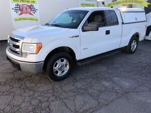 2013 Ford F-150 XLT, Extended Cab, Steering Wheel Controls