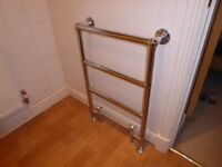English Heritage heated towel rails