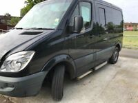 Merc Sprinter Professionally Converted Camper for Sale