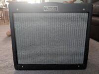 Fender Blues Junior guitar valve amp