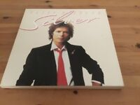 Original 1983 Cliff Richard boxed set including two vinyl long playing records