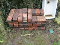 1930s Whitfield Gloucester Red Bricks