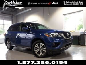2017 Nissan Pathfinder S | HEATED SEATS | KEYLESS | SAT |