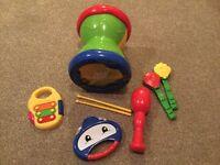 Carousel music set