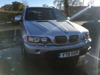 BMW X5 2001 4.4 v8 LPG/Petrol