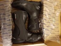 Brand new RST Raptor II motorcycle boots - price reduced to £60 ONO